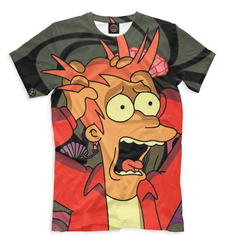 Мужская футболка Фрай