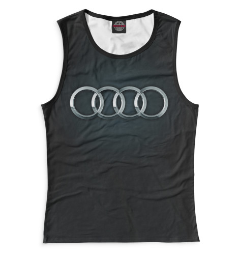 Женская майка Audi