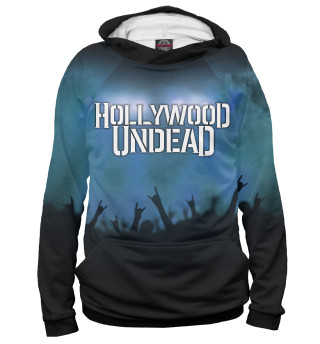 Худи для девочки Hollywood Undead