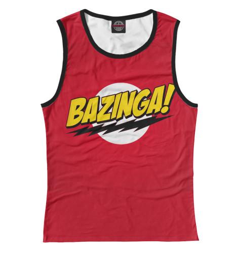 Купить Майка для девочки Bazinga TEO-417621-may-1