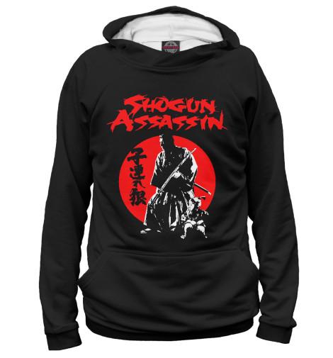 Худи Print Bar Shogun Assassin свитшот print bar shogun assassin