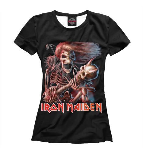 Футболка Print Bar Iron Maiden футболка nor cal maiden safari green