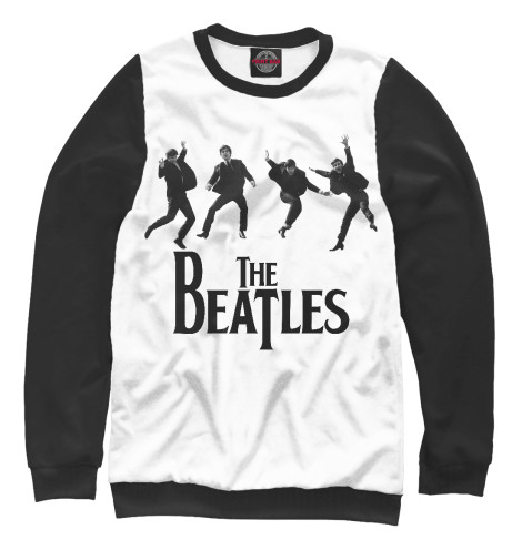 Свитшот Print Bar The Beatles 14 2013