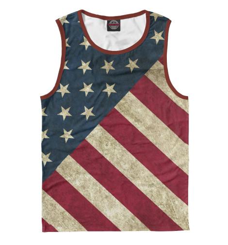Купить Майка для мальчика Флаг США CTS-744899-may-2