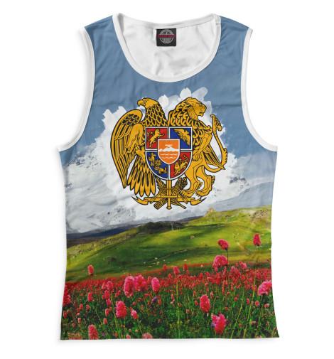 Купить Майка для девочки Армения AMN-150151-may-1