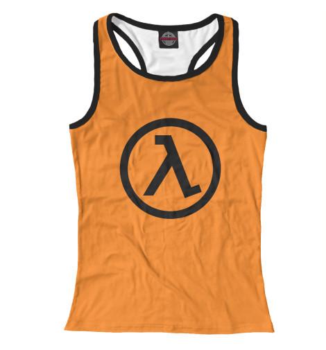 Майка борцовка Print Bar Half-Life футболка print bar half life