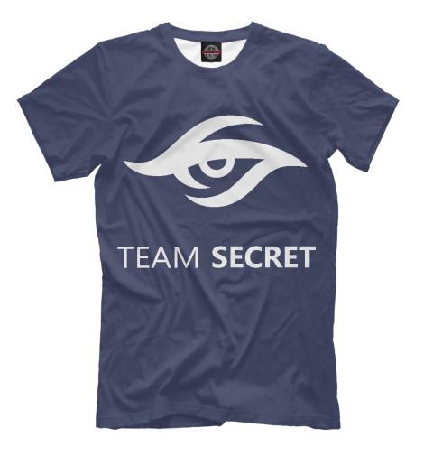 Купить Мужская футболка Dota Team Secret DO2-196509-fut-2