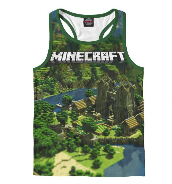 Купить Мужская майка-борцовка Minecraft MCR-368073-mayb-2