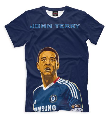 Мужская футболка Джон Терри