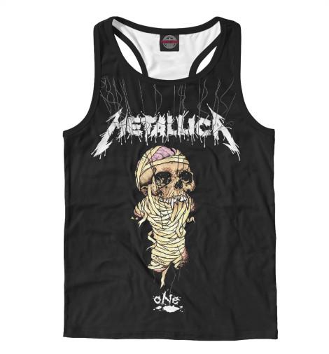 Майка борцовка Print Bar Metallica One майка классическая printio i love metallica