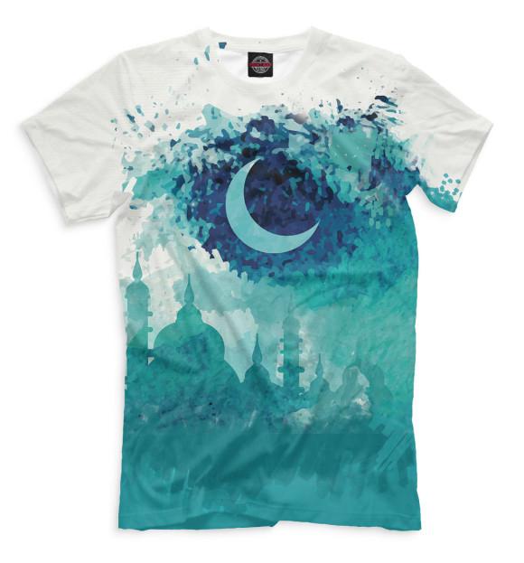 Купить Мужская футболка Ислам ISL-783425-fut-2