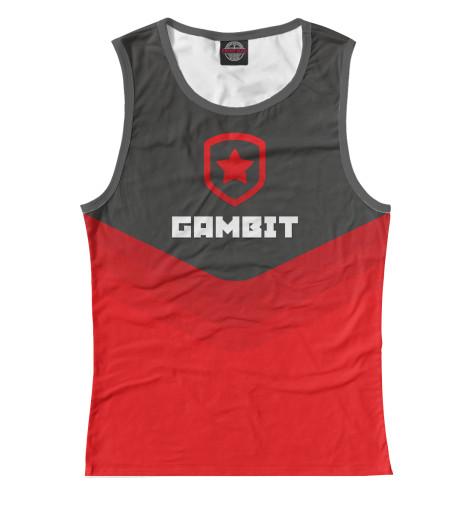Майка Print Bar Gambit Gaming Team queen s gambit