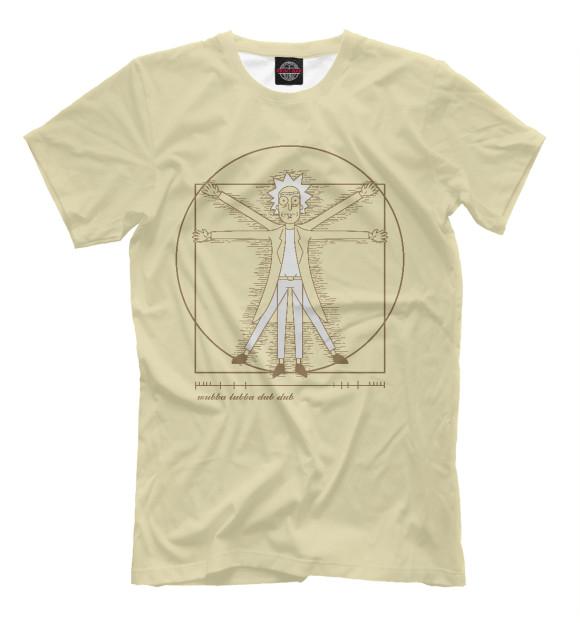 Купить Мужская футболка Рик RNM-835493-fut-2