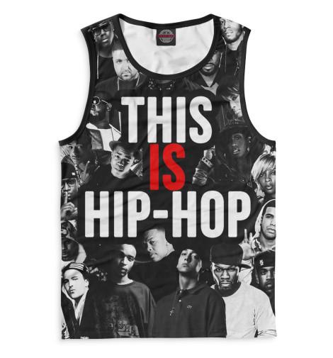 Купить Мужская майка This is Hip-Hop RLG-276105-may-2