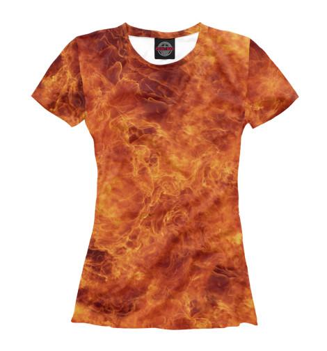 Женская футболка О�