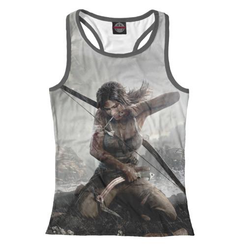 Майка борцовка Print Bar Tomb Raider rise of the tomb raider [xbox one]