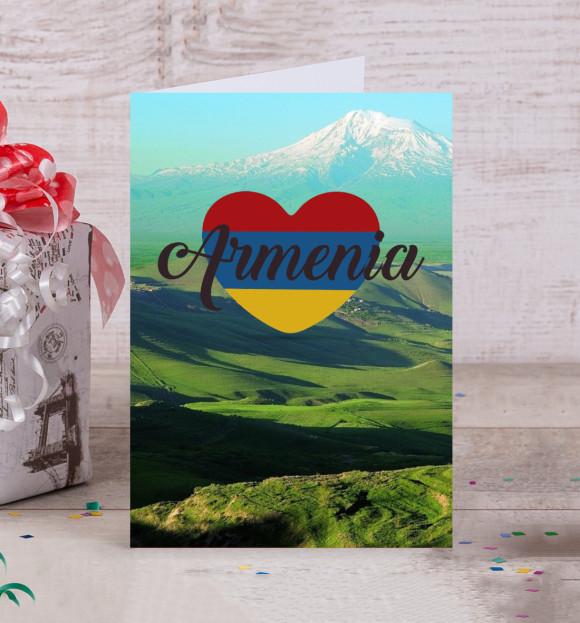 Открытки армения