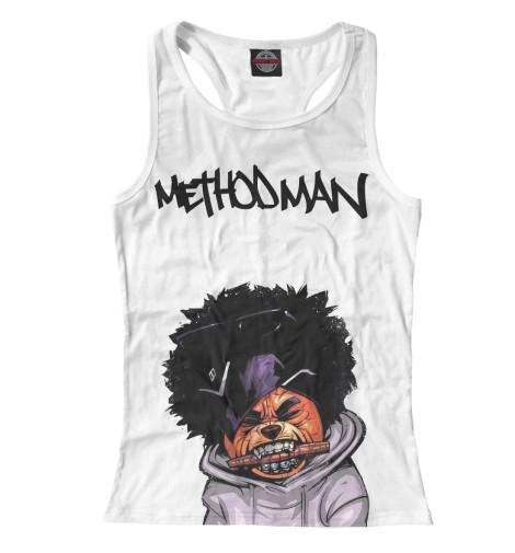 Майка борцовка Print Bar Method Man майка борцовка print bar ghost wisdom