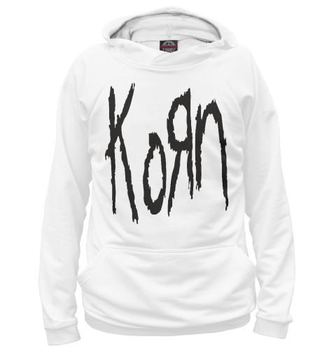 Женское худи KoRn Logo