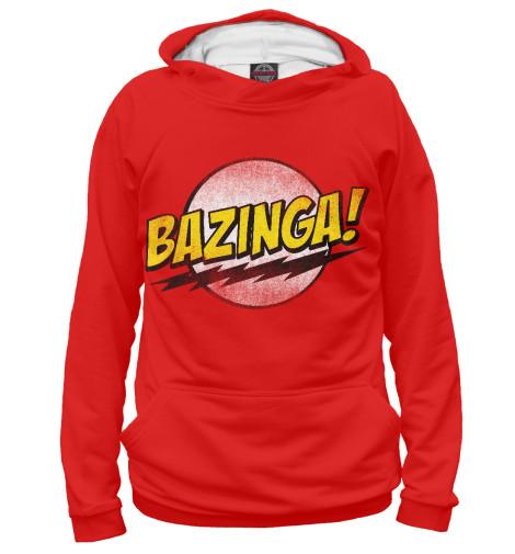 Худи Print Bar Bazinga худи print bar bazinga