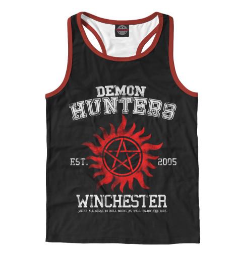 Майка борцовка Print Bar Demon Hunters футболка print bar demon hunters