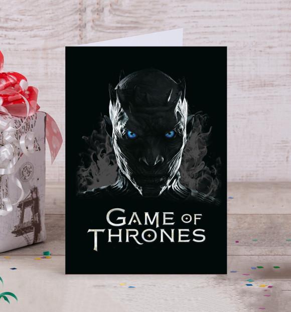Почтовые открытки игра престолов
