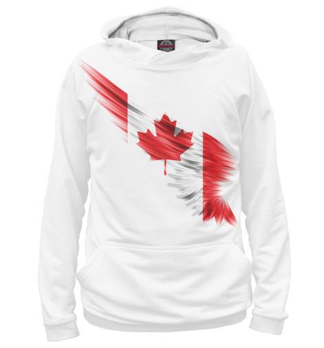 Худи Print Bar Свободная Канада восточная канада