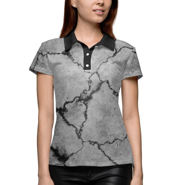 Купить Поло для девочки Gray Texture APD-297772-pol-1