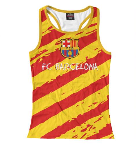 Майка борцовка Print Bar FC Barcelona поло print bar barcelona trio