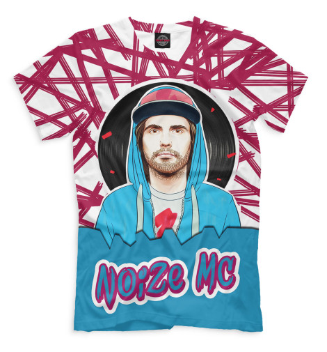 Купить Футболка для мальчиков Noize MC NMC-835192-fut-2