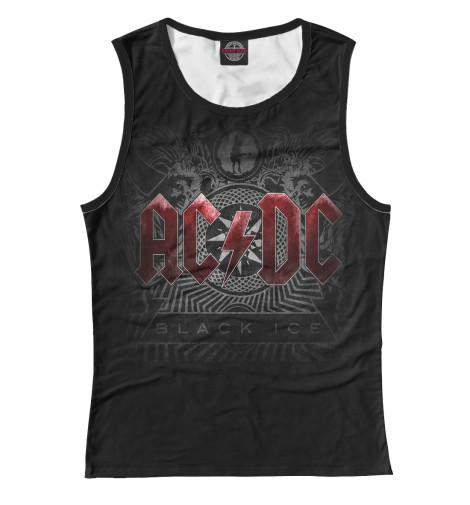 Купить Майка для девочки AC/DC MZK-135026-may-1