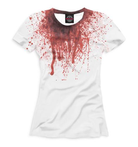 Купить Женская футболка Halloween HAL-682577-fut-1