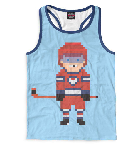 Купить Майка для мальчика Хоккей HOK-552823-mayb-2