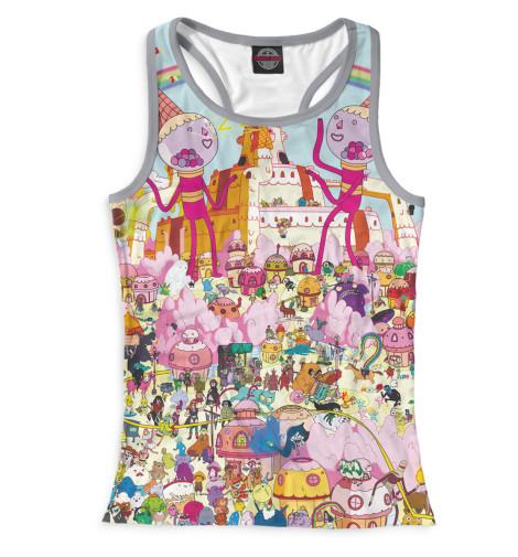 Купить Майка для девочки Adventure Time ADV-595383-mayb-1