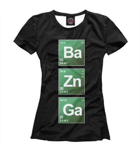 Футболка Print Bar Bazinga футболка print bar спасаю жизни