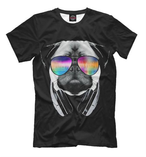 Футболка Print Bar Мопс футболка print bar мопс в очках