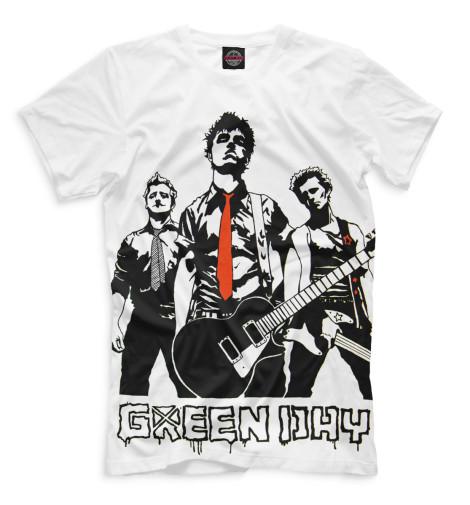 Купить Мужская футболка Green Day GRE-699124-fut-2