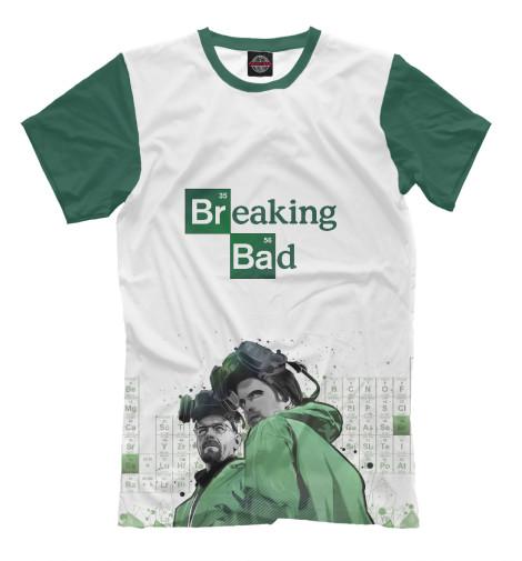 Футболка Print Bar Breaking bad футболка стрэйч printio i am the danger breaking bad