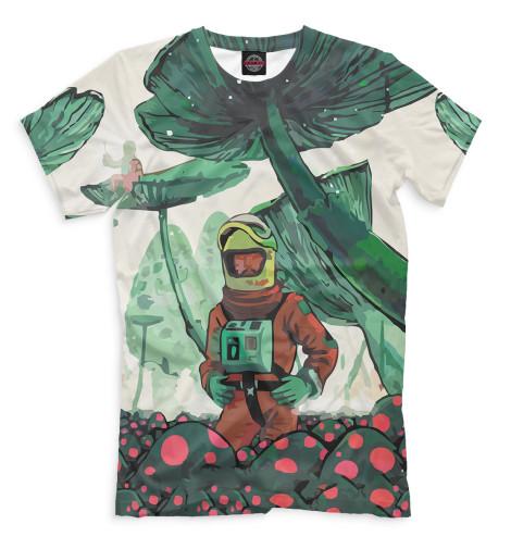 Мужская футболка Хипстер