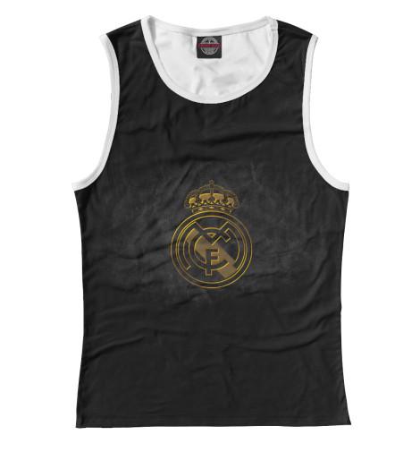 Майка Print Bar Реал Мадрид детская футболка классическая унисекс printio реал мадрид