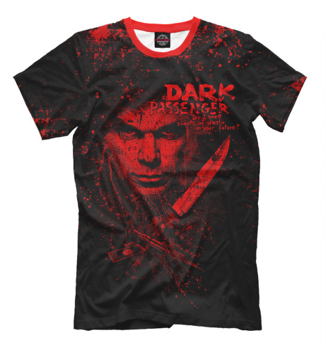 Футболка Print Bar Dark Passenger футболка print bar dark owl