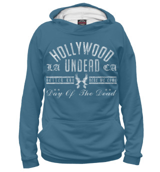 Худи для девочки Hollywood Undead DOTD logo5