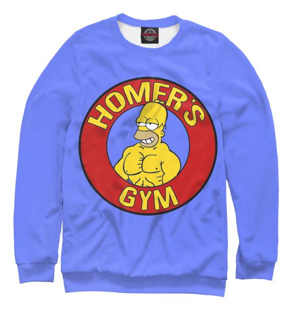 Купить Мужской свитшот Homer SIM-560794-swi-2