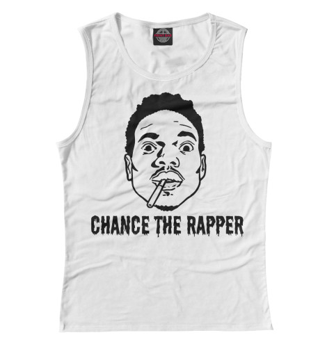 Майка Print Bar Chance The Rapper high chance 18