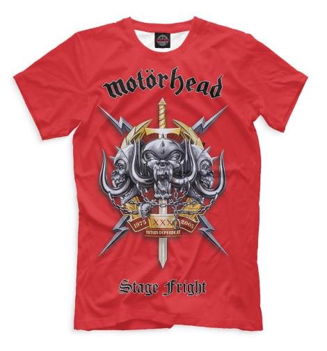 Купить Мужская футболка Motorhead MOT-131380-fut-2
