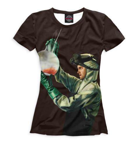 Женская футболка Джесси Пинкман