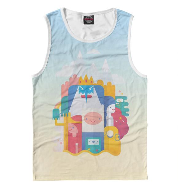 Купить Майка для мальчика Adventure Time ADV-219466-may-2