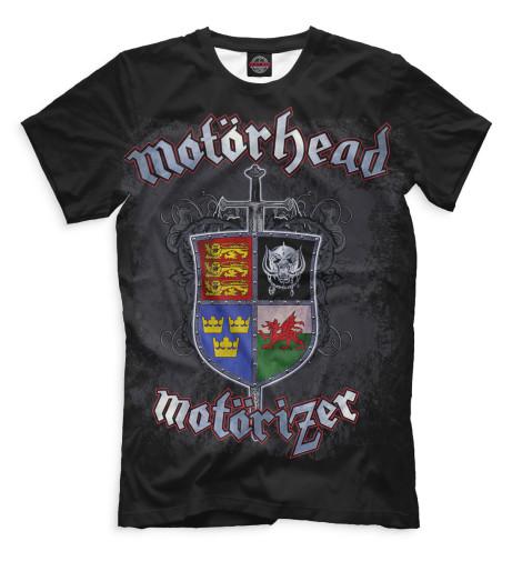 Купить Мужская футболка Motorhead MOT-196812-fut-2