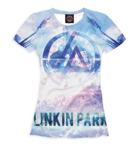 Купить Футболка для девочек Linkin Park LIN-962558-fut-1