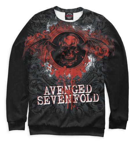Женский свитшот Avenged Sevenfold